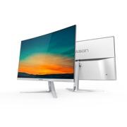 攀升(IPASON) 攀升 P11 i3i5曲面屏家用办公一体机电脑台式主机教学全套23.6