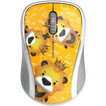 雷柏 3100P多模式无线鼠标十二星座版狮子座产品图片主图