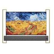 XESS 55A100U 55英寸AI量子点浮窗全场景东方美学艺术电视