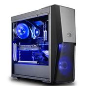 攀升(IPASON) i7 8700K/GTX1060(16GB+640G固态硬盘)主机吃鸡电脑 DIY高端游戏台式组装机全套
