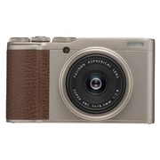 富士 XF10 APS-C 数码相机/卡片机 香槟金
