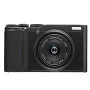 富士 XF10 APS-C 数码相机/卡片机 黑色