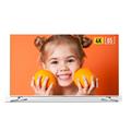 酷开 65K6S 65英寸4K防蓝光护眼全面屏教育电视机