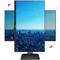 AOC 24P1U 23.8英寸IPS屏1.5mm微边框 低蓝光模式不闪屏 人体工学快拆旋转升降支架 电脑液晶显示器产品图片1