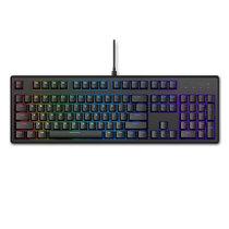 雷柏 V808RGB幻彩背光游戏机械键盘产品图片主图