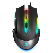 雷柏 V302C幻彩RGB电竞游戏鼠标产品图片主图