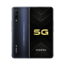 vivo iQOO Pro 5G版 12GB+128GB竞速黑产品图片主图