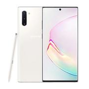 三星 GalaxyNote10SM-N9700骁龙855智能SPen屏下指纹4G手机全网通双卡双待游戏手机8GB+256GB密斯白