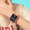 小米 米兔儿童电话学习手表4|4G全网通|双摄|1.78英寸|超长待机NFC公交卡防水男女孩学生儿童智能手表粉色产品图片2