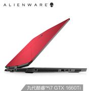 外星人 m1515.6英寸英特尔酷睿i7轻薄游戏笔记本电脑i7-9750H16G256G1TGTX1660Ti6G独显ALW15M-R3726R