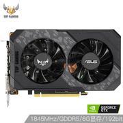 华硕 电竞特工TUF-GeForceGTX1660-O6G-GAMINGOC1530-1845MHz8002MHz游戏专业显卡6G