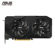 华硕 DUAL-GeForceRTX2070-O8G-EVO-V21410-1740MHz14000MHz游戏显卡8G
