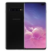 三星 GalaxyS10+SM-G9750骁龙855超感屏超声波屏下指纹4G手机全网通双卡双待游戏手机8GB+128GB炭晶黑