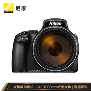 尼康 COOLPIXP1000轻便型数码相机摄月神器高倍变焦远摄p1000长焦望远揽月观鸟演唱会