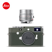 徕卡 相机M10-P旁轴经典数码相机Safari特别版20015+M35mmf1.4A银色11675优选套餐一