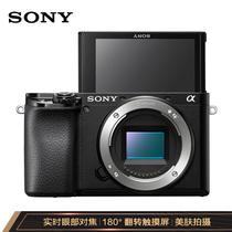 索尼 Alpha6100APS-C画幅微单数码相机单机身黑色ILCE-6100A6100产品图片主图