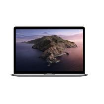 苹果 2019款MacBookPro13.3【带触控栏】八代i58G128GRP645显卡深空灰笔记本电脑轻薄本MUHN2CHA产品图片主图