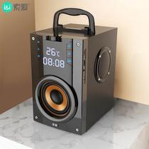 索爱 SA-Q22无线蓝牙音箱户外大音量广场舞3d环绕音响小型家用插卡播放器收音机闹钟手提便携式产品图片主图