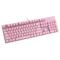 雷柏 V500PRO冰激凌粉、清冽紫背光游戏机械键盘产品图片2
