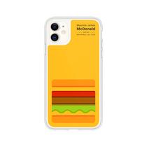 锤子 手机壳保护套适用苹果iPhone11苹果手机壳足迹系列莫里斯·詹姆士·麦当劳出生产品图片主图