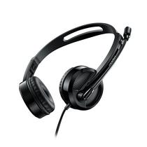 雷柏 H100有线立体声耳机产品图片主图