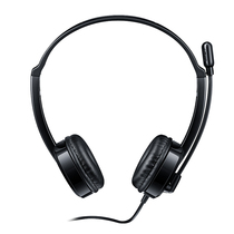 雷柏 H120 USB立体声耳机产品图片主图